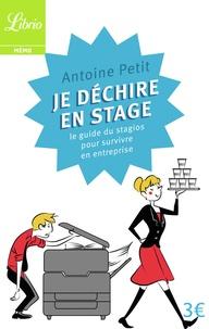 Je déchire en stage - Le guide du stagios pour survivre en entreprise.pdf