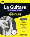 Antoine Polin - La guitare en 15 minutes par jour pour les nuls.