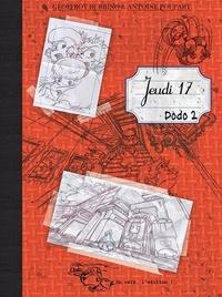 Antoine Poupart et Geoffroy Rubbino - Jeudi 17 - Dodo 2.