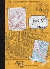 Antoine Poupart et Geoffroy Rubbino - Jeudi 17 - Dodo 3.