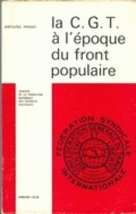 Alixetmika.fr La CGT à l'époque du Front populaire (1934-1939) - Essai de description numérique Image