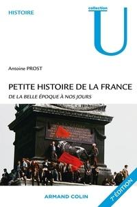 Petite histoire de la France - De la Belle Epoque à nos jours.pdf