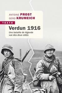Antoine Prost et Gérard Krumeich - Verdun 1916 - La bataille vue des deux côtés.