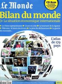 Antoine Reverchon et Pierre Jullien - Bilan du Monde - La situation économique internationale. 1 Cédérom