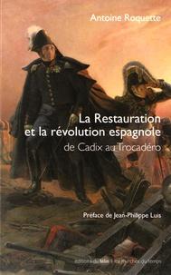 La Restauration et la Révolution espagnole - De Cadix au Trocadéro.pdf