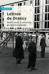 Antoine Sabbagh - Lettres de Drancy.