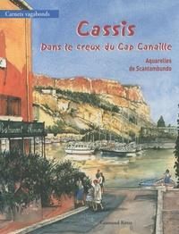 Antoine Scantamburlo - Cassis dans le creux du Cap Canaille.