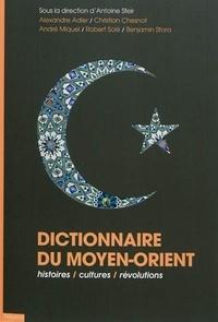 Dictionnaire du Moyen Orient.pdf