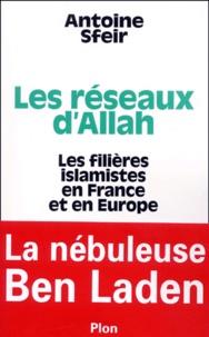 Histoiresdenlire.be Les réseaux d'Allah. Les filières islamistes en France et en Europe Image