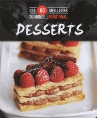 Antoine Sicotte - Desserts.