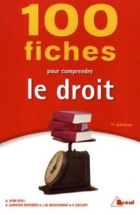 Rhonealpesinfo.fr 100 fiches pour comprendre le droit Image