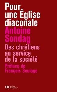 Satt2018.fr Pour une Eglise diaconale - Des chrétiens au service de la société Image
