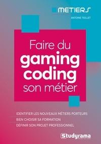 Antoine Teillet - Faire du gaming/coding son métier.