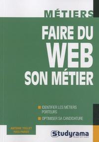 Antoine Teillet et Yves Pariot - Faire du web son métier.