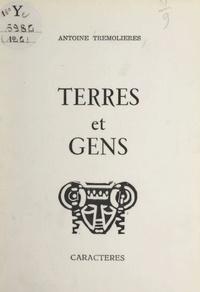 Antoine Trémolières et Bruno Durocher - Terres et gens.