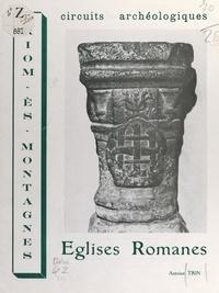 Antoine Trin et  Syndicat d'initiative de Riom - Riom-ès-Montagnes : circuits archéologiques, églises romanes.
