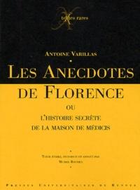 Alixetmika.fr Les anecdotes de Florence - Ou L'histoire secrète de la maison de Médicis Image