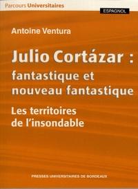 Antoine Ventura - Julio Cortázar : fantastique et nouveau fantastique - Les territoires de l'insondable.