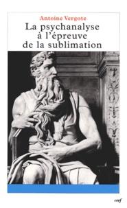 La psychanalyse à lépreuve de la sublimation.pdf