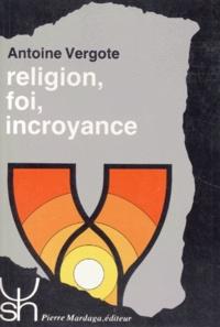 Antoine Vergote - .