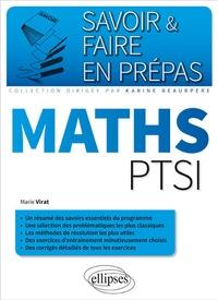 Antoine Virat - Mathématiques PTSI.
