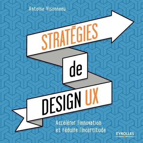 Stratégies de design UX - 9782212598070 - 24,99 €