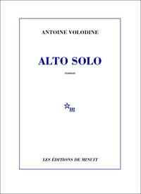 Antoine Volodine - Alto solo.
