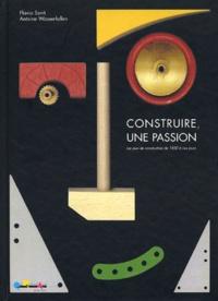Deedr.fr Construire, une passion - Les jeux de construction de 1850 à nos jours Image