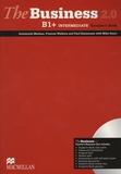 Antoinette Meehan et Frances Watkins - The Business 2.0 Intermediate - Teacher's Book. 1 Cédérom