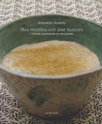 Galabria.be Mes recettes ont une histoire - L'Europe gourmande de ma famille Image