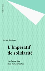 Anton Brender - .