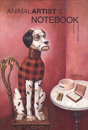 Antón Fortes et Maurizio Quarello - Animalartist's Notebook.