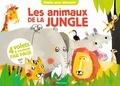 Anton Poitier et Sophia Touliatou - Déplie pour découvrir les animaux de la jungle.