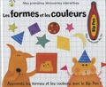 Anton Poitier et Dubravka Kallanovic - Les formes et les couleurs - Mes premières découvertes interactives.