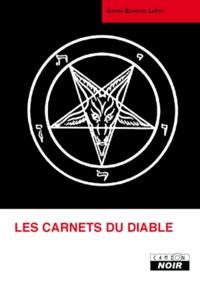 Les carnets du diable - Anton Szandor LaVey pdf epub