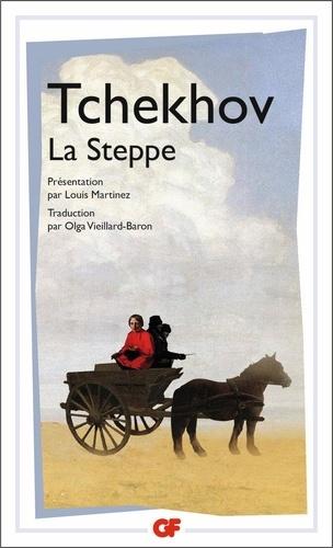 Anton Tchekhov - La steppe - Histoire d'un voyage.