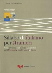 Antonella Benucci - Sillabo di italiano per stranieri.