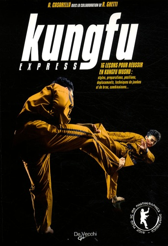 Antonella Casarella - Kungfu express.