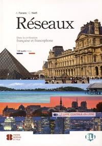 Réseaux dans la civilisation française et francophone - Antonella Fanara | Showmesound.org