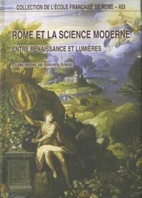 Antonella Romano - Rome et science moderne.