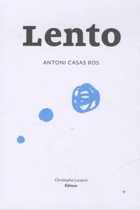 Antoni Casas Ros - Lento.