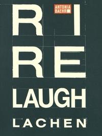 Antonia Baehr - Rire Laugh Lachen.