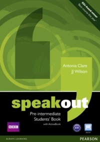 Speakout Pre-Intermediate Students Book and DVD/Active Book Multi-Rom Pack.pdf