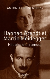 Deedr.fr Hannah Arendt et Martin Heidegger - Histoire d'un amour Image