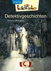 Antonia Michaelis - Lesepiraten - Detektivgeschichten.