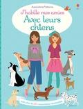 Antonia Miller et Stella Baggott - J'habille mes amies avec leurs chiens.
