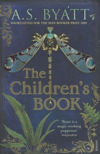 Antonia-S Byatt - The Children's Book.