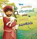 Antonia Woodward - Une journée d'émotions pour le petit agneau.
