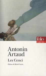 Antonin Artaud - Les Cenci.