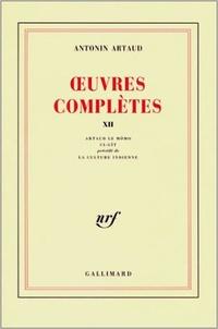 Antonin Artaud - .